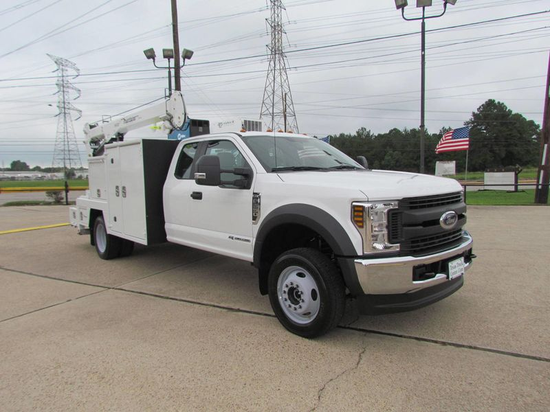 2018 Ford F550 Mechanics Service Truck 4x4 - 17985678 - 2