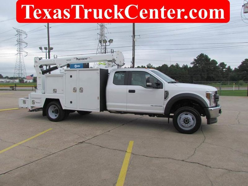 2018 Ford F550 Mechanics Service Truck 4x4 - 17994624 - 1