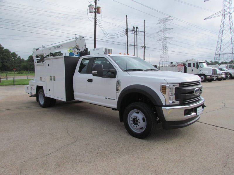 2018 Ford F550 Mechanics Service Truck 4x4 - 17994624 - 2