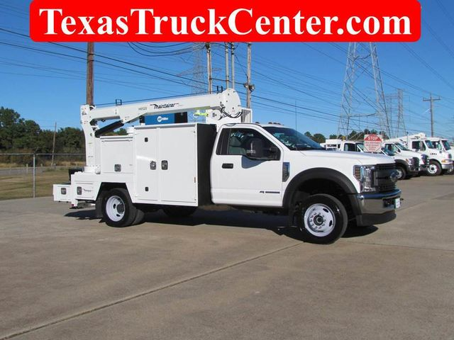2018 Ford F550 Mechanics Service Truck 4x4 - 18261805 - 1
