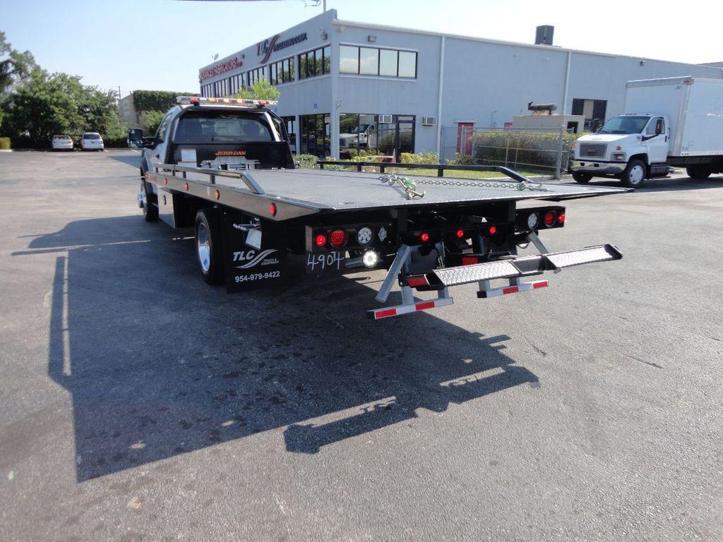 2018 Ford F550 XLT PLUS. 20FT JERRDAN ROLLBACK TOW TRUCK..20SRR6T-LPW - 17882329 - 9