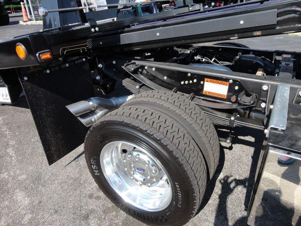 2018 Ford F550 XLT PLUS. 20FT JERRDAN ROLLBACK TOW TRUCK..20SRR6T-LPW - 17882329 - 21