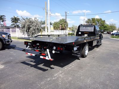 2018 Ford F650 22FT JERRDAN ROLLBACK.TOW TRUCK. CREW CAB 22FT XLP-6 - Click to see full-size photo viewer
