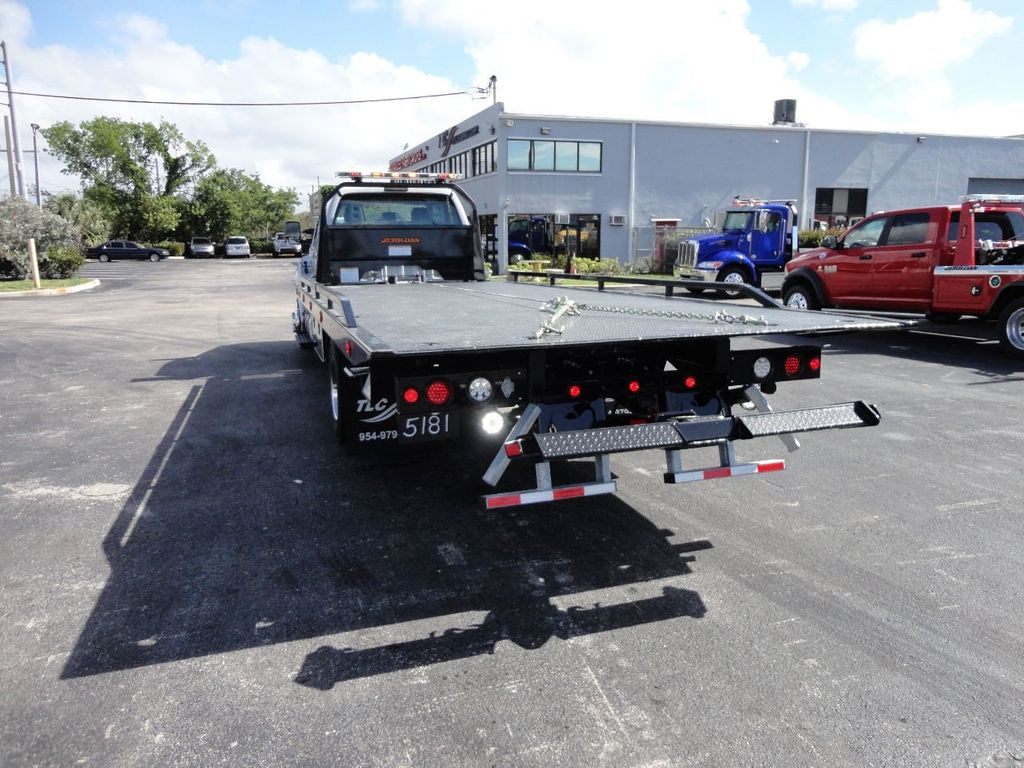 2018 Ford F650 22FT JERRDAN ROLLBACK.TOW TRUCK. SUPER CAB 22FT XLP-6 - 17644306 - 34