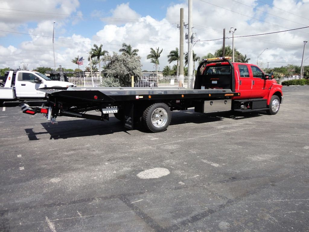 2018 Ford F650 CREW CAB..22FT XLP-6 JERRDAN ROLL-BACK SHARK.AIR RIDE. - 17637495 - 7