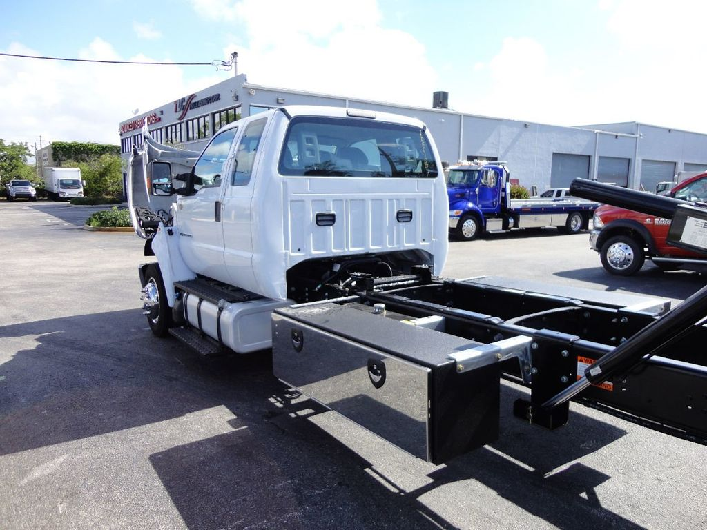 2018 Ford F650 SUPER CAB..22FT XLP-6 (LCG) JERRDAN ROLL-BACK.TOW TRUCK - 17644317 - 22