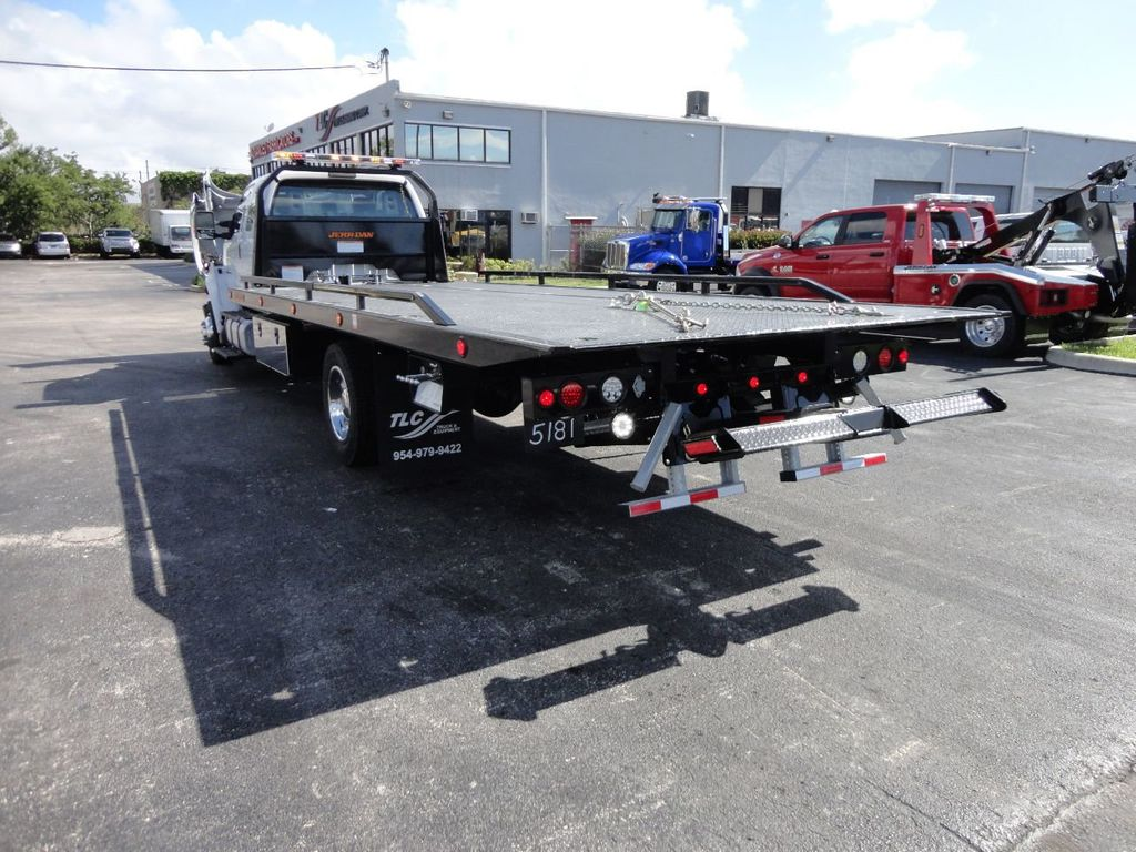 2018 Ford F650 SUPER CAB..22FT XLP-6 (LCG) JERRDAN ROLL-BACK.TOW TRUCK - 17644317 - 24