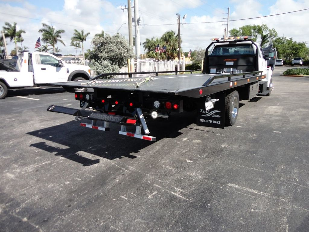 2018 Ford F650 SUPER CAB..22FT XLP-6 (LCG) JERRDAN ROLL-BACK.TOW TRUCK - 17644317 - 26