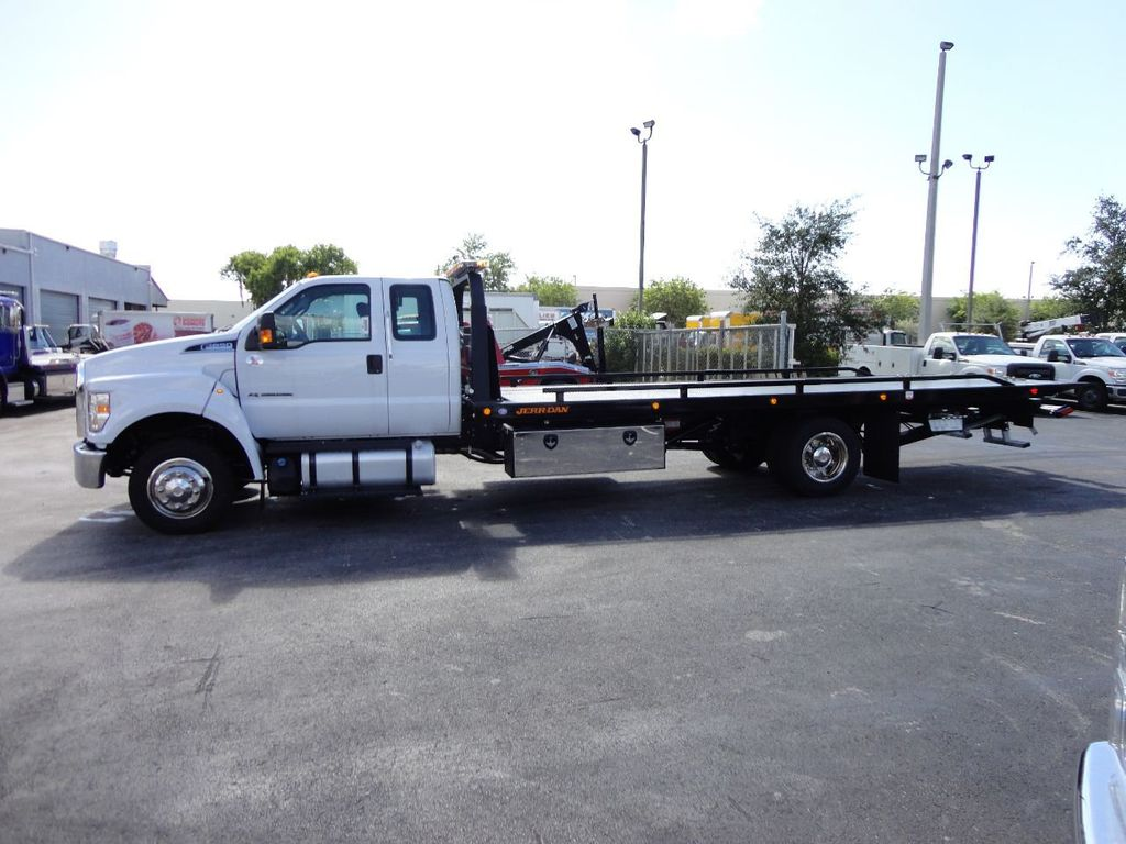 2018 Ford F650 SUPER CAB..22FT XLP-6 (LCG) JERRDAN ROLL-BACK.TOW TRUCK - 17644317 - 31