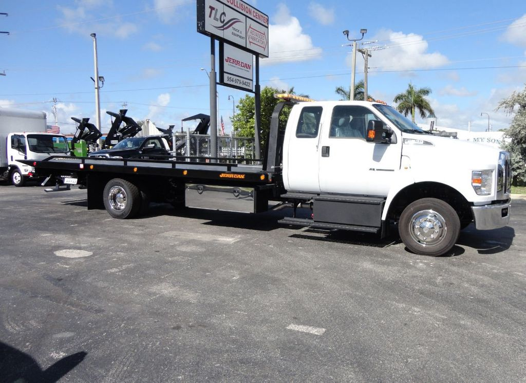 2018 Ford F650 SUPER CAB..22FT XLP-6 (LCG) JERRDAN ROLL-BACK.TOW TRUCK - 17644317 - 36