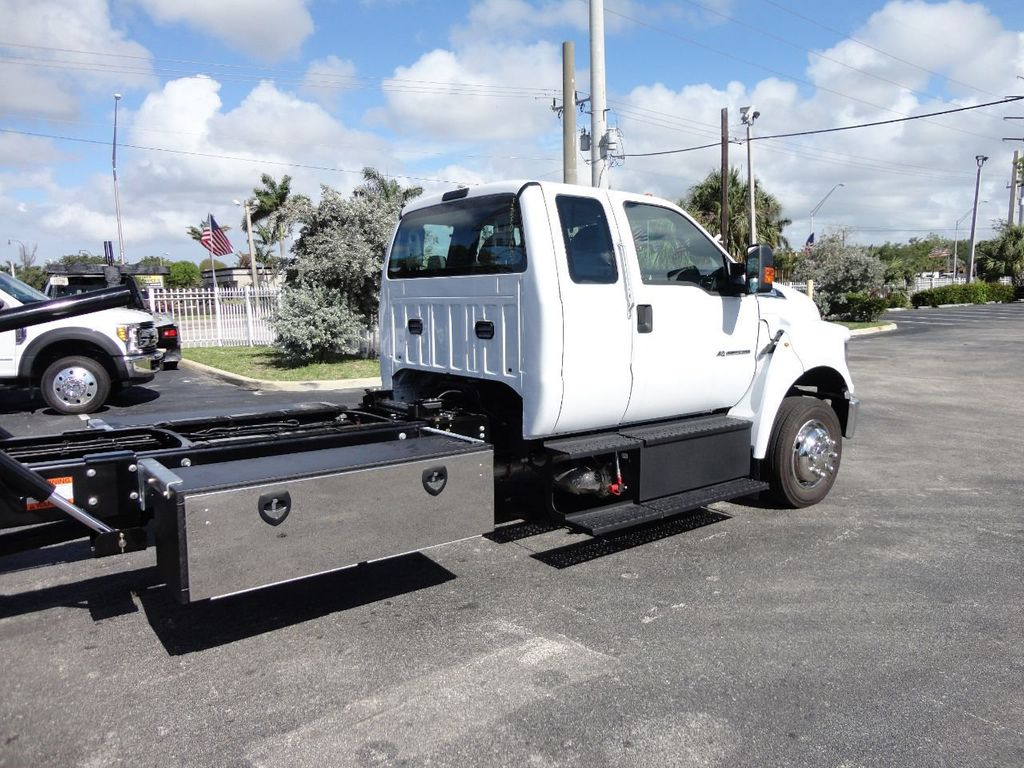 2018 Ford F650 SUPER CAB..22FT XLP-6 (LCG) JERRDAN ROLL-BACK.TOW TRUCK - 17644317 - 3