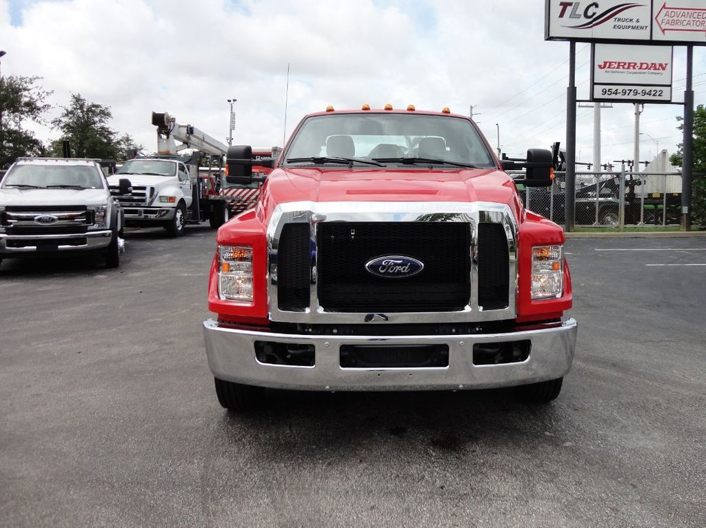 2018 Ford F650 SUPER CAB..22FT XLP-6 (LCG) JERRDAN ROLL-BACK.TOW TRUCK - 17685407 - 11