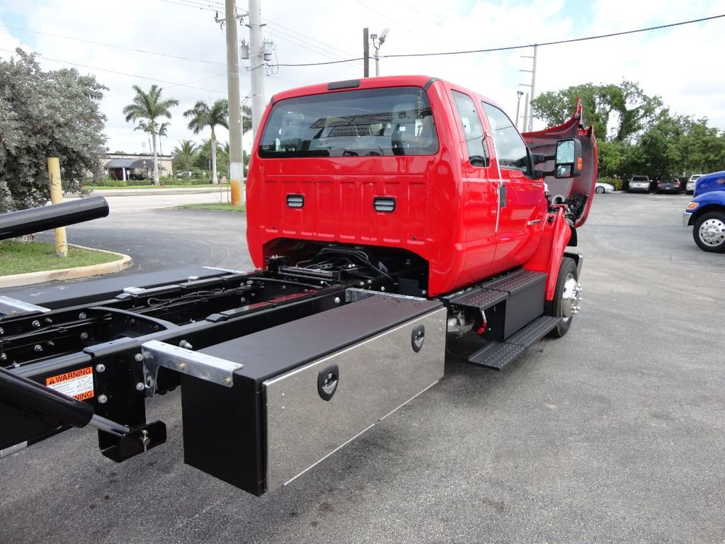 2018 Ford F650 SUPER CAB..22FT XLP-6 (LCG) JERRDAN ROLL-BACK.TOW TRUCK - 17685407 - 22