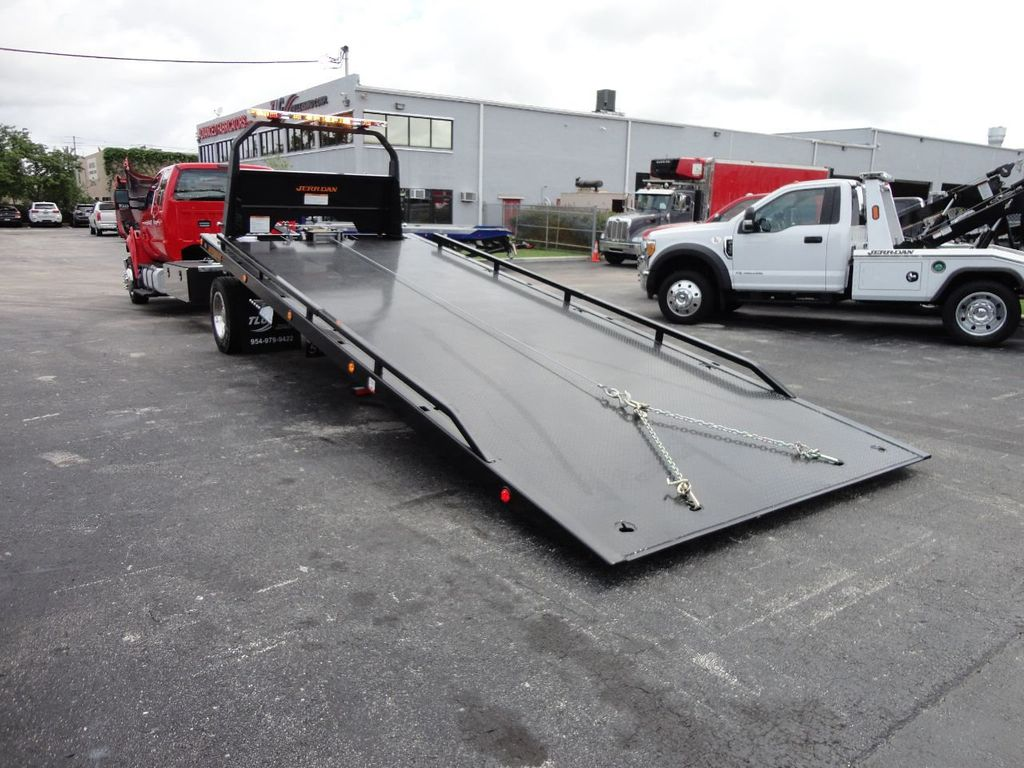 2018 Ford F650 SUPER CAB..22FT XLP-6 (LCG) JERRDAN ROLL-BACK.TOW TRUCK - 17685407 - 25