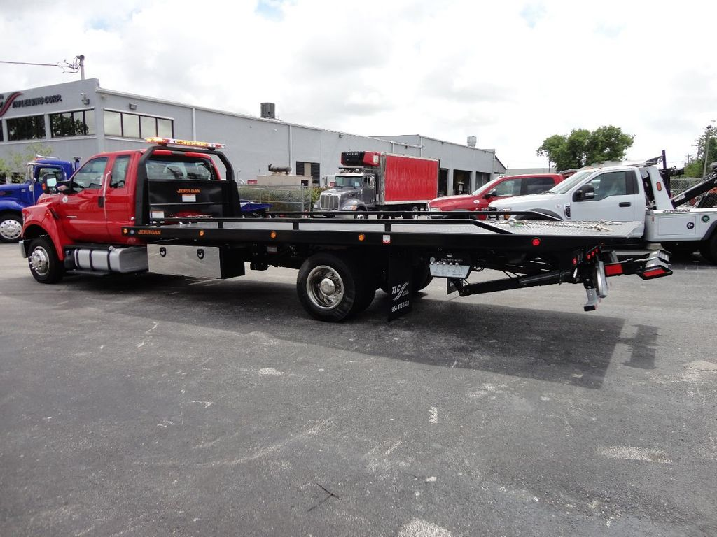 2018 Ford F650 SUPER CAB..22FT XLP-6 (LCG) JERRDAN ROLL-BACK.TOW TRUCK - 17685407 - 8