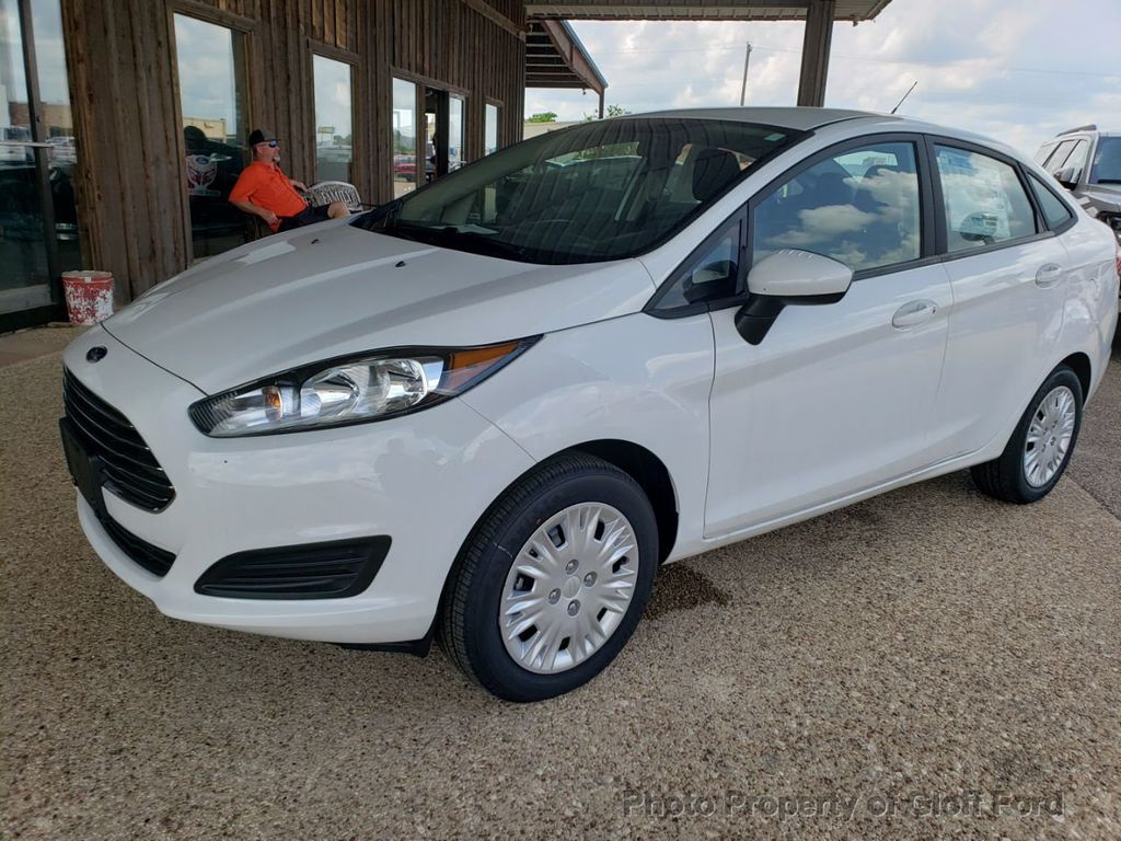 Dealer Video - 2018 Ford Fiesta S Sedan - 18858679