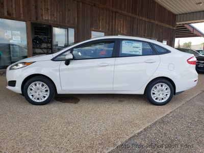 2018 Ford Fiesta S Sedan - Click to see full-size photo viewer