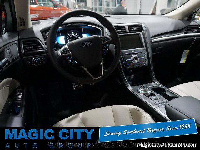 2018 Ford Fusion Hybrid Titanium - 17886087 - 7