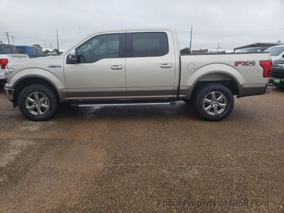 2018 Ford F-150 LARIAT 2WD SuperCab 6.5' Box - Click to see full-size photo viewer