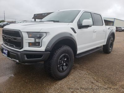 2018 Ford F-150 Raptor 4WD SuperCrew 5.5' Box Truck