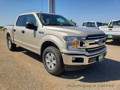 2018 Ford F-150 XLT 2WD Reg Cab 6.5' Box - Click to see full-size photo viewer