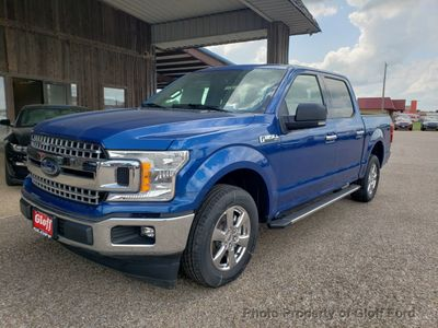 2018 Ford F-150 XLT 2WD SuperCrew 5.5' Box Truck