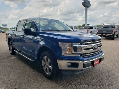 2018 Ford F-150 XLT 2WD SuperCrew 5.5' Box - Click to see full-size photo viewer
