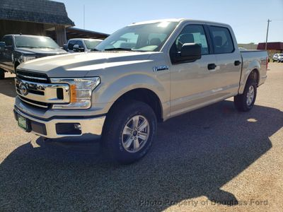New 2018 Ford F-150 XLT 4WD SuperCrew 5.5' Box Truck
