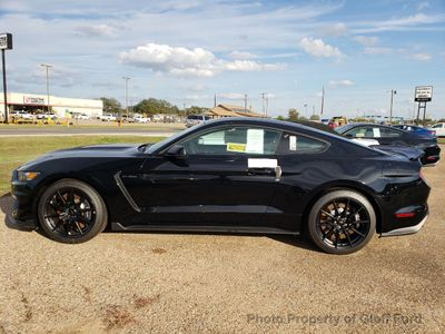 New 2018 Ford Mustang Shelby GT350R Fastback Coupe