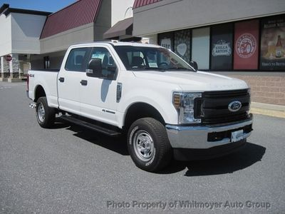 New 2018 Ford Super Duty F-250 SRW XL Truck