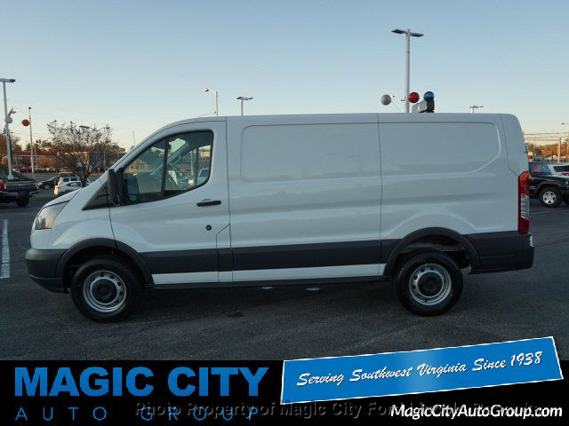 2018 New Ford Transit Cargo 250 at Magic City Auto Group Serving : Roanoke,  Lexington, Covington, Christiansburg, Lynchburg, and Surrounding Areas,