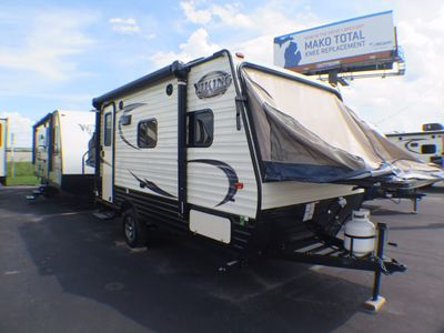 2018 Forest River Viking 16RBD