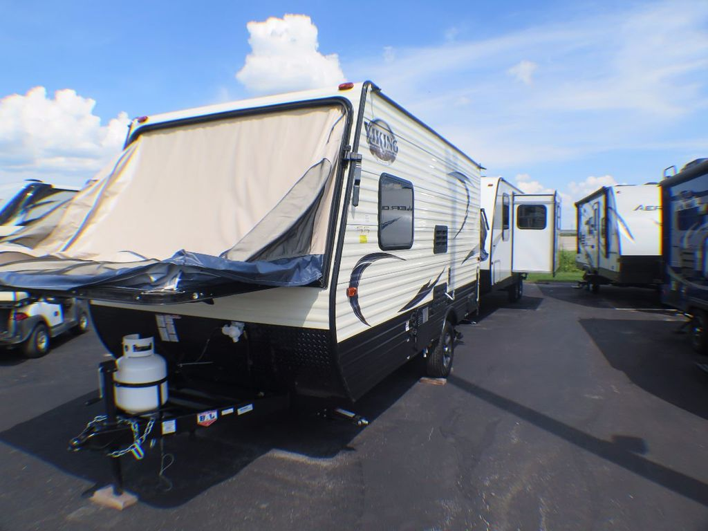 2018 Forest River Viking 16RBD  - 16666319 - 1