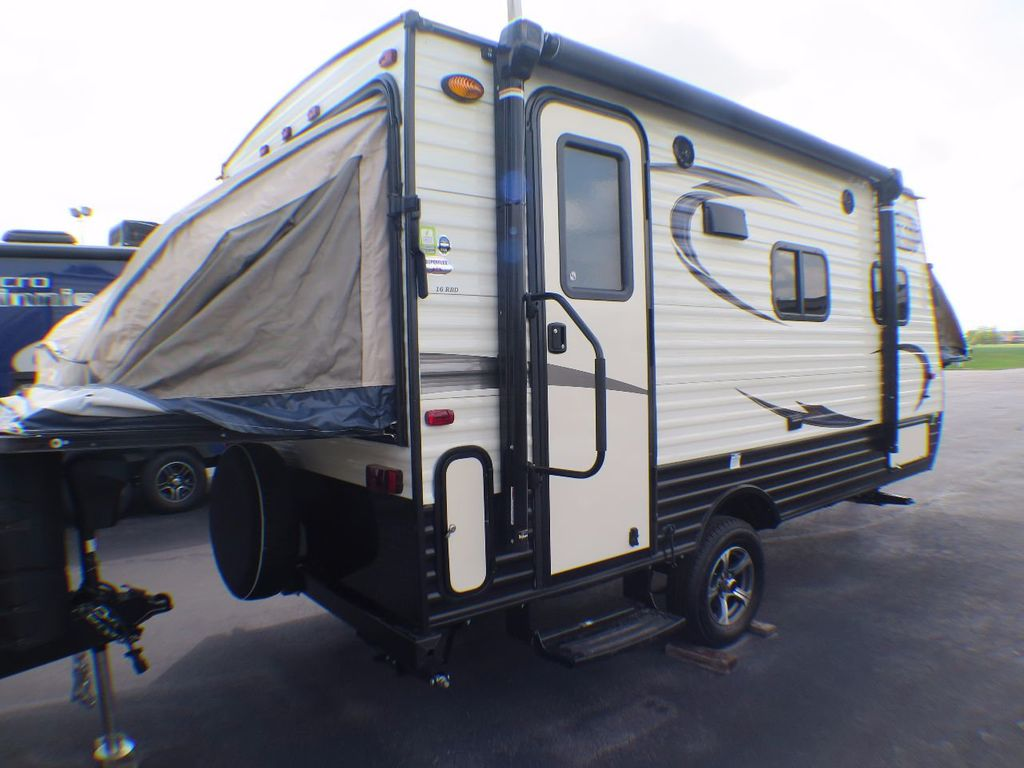 2018 Forest River Viking 16RBD  - 16666319 - 4
