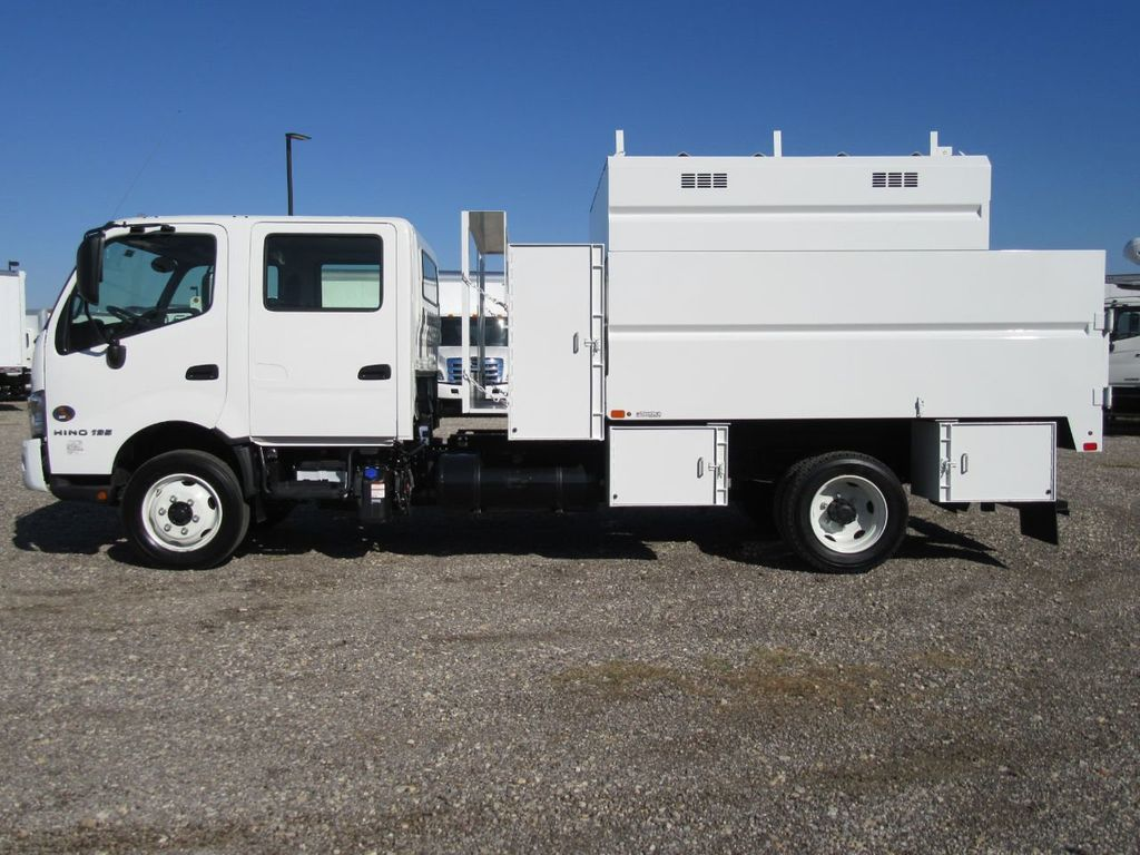 2018 HINO 195DC (10ft Chipper) - 17384048 - 18