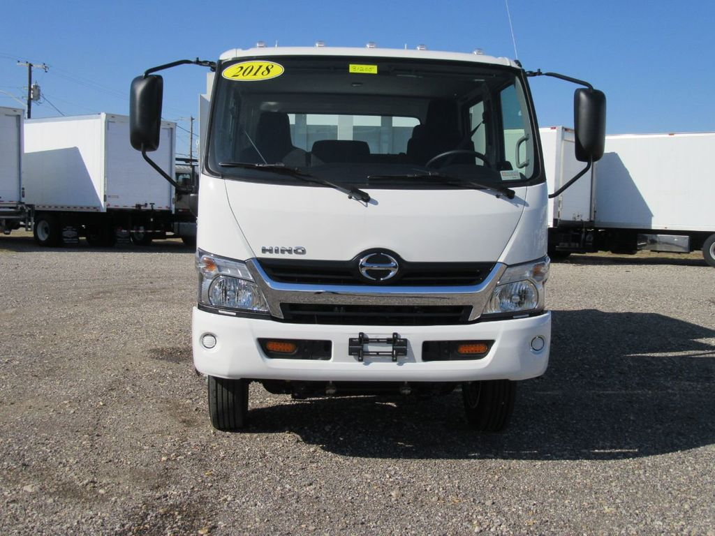 2018 HINO 195DC (10ft Chipper) - 17384048 - 1