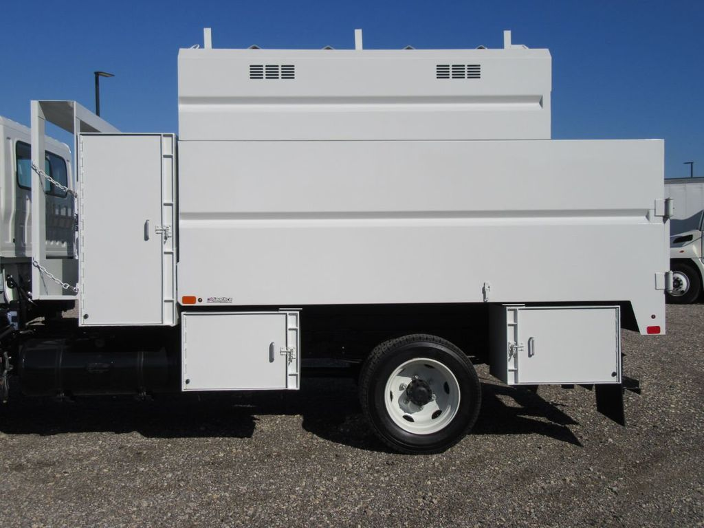 2018 HINO 195DC (10ft Chipper) - 17384048 - 19