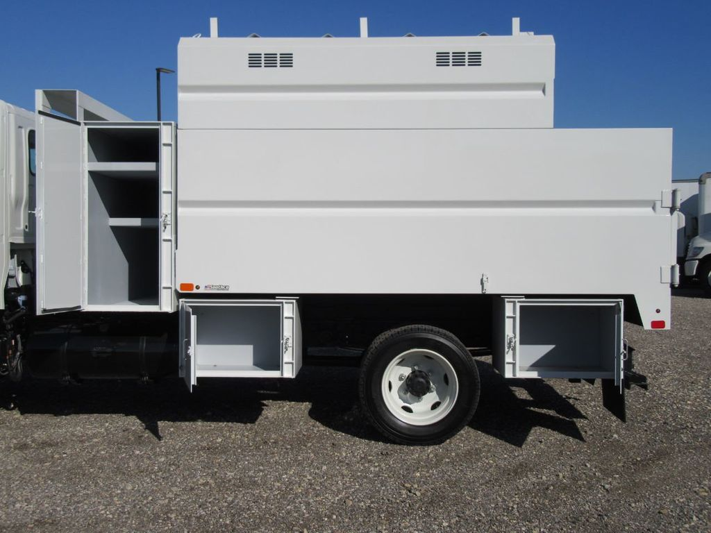 2018 HINO 195DC (10ft Chipper) - 17384048 - 20