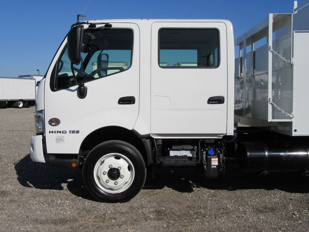 2018 HINO 195DC (10ft Chipper) - 17384048 - 26