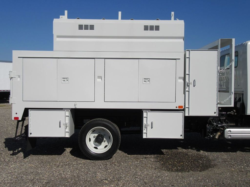 2018 HINO 195DC (10ft Chipper) - 17384048 - 3