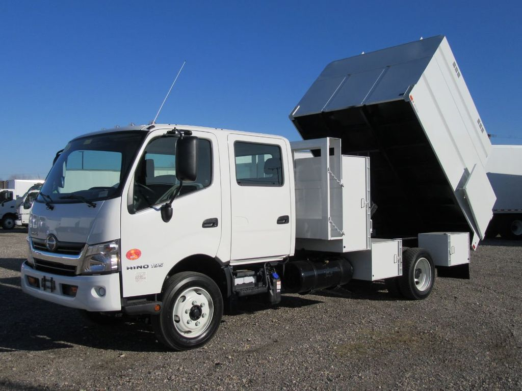 2018 HINO 195DC (10ft Chipper) - 17384048 - 54
