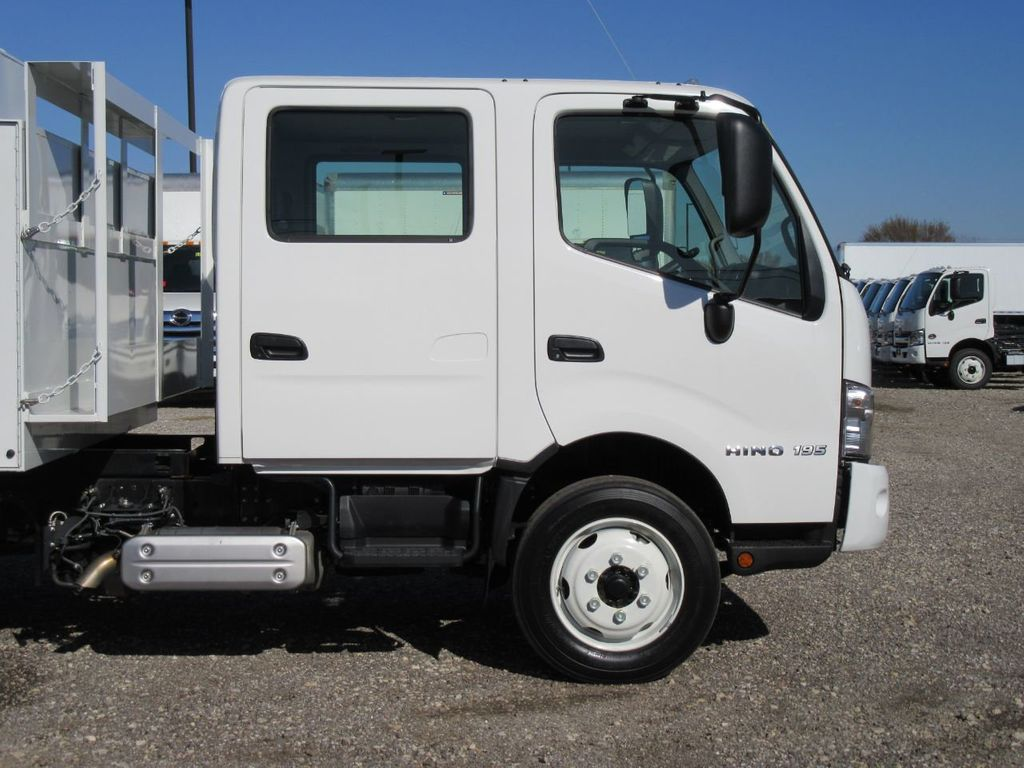 2018 HINO 195DC (10ft Chipper) - 17384048 - 8