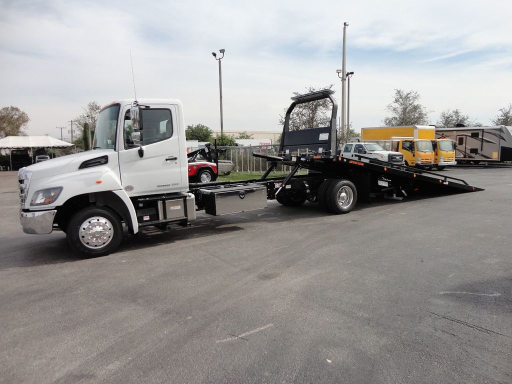 2018 HINO 258ALP 22FT XLP (LCG) JERRDAN ROLL-BACK..AIR BRAKE..AIR RIDE.. - 17250146 - 1