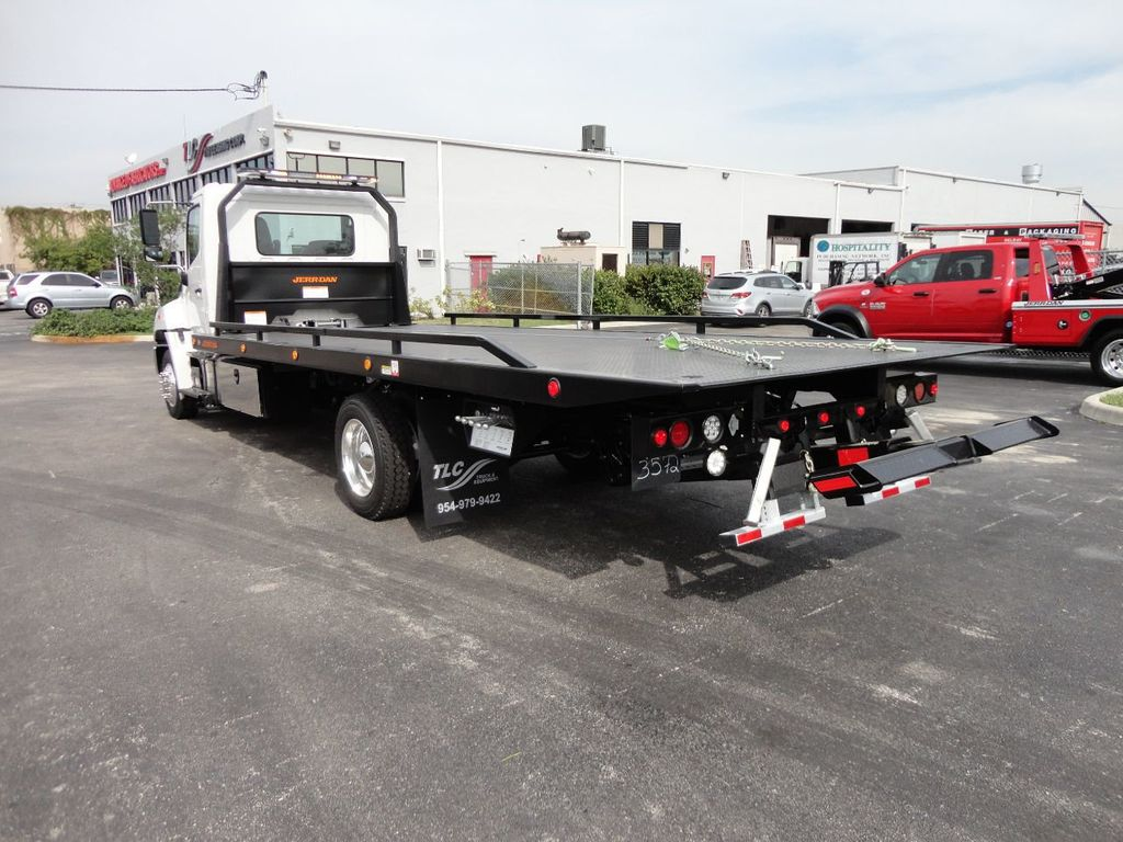 2018 HINO 258ALP 22FT XLP (LCG) JERRDAN ROLL-BACK..AIR BRAKE..AIR RIDE.. - 17250146 - 25