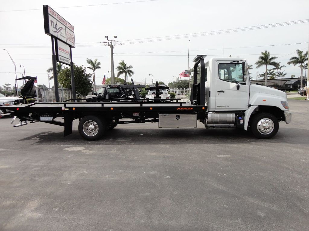 2018 HINO 258ALP 22FT XLP (LCG) JERRDAN ROLL-BACK..AIR BRAKE..AIR RIDE.. - 17250146 - 28