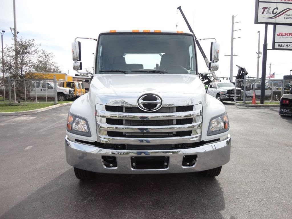 2018 HINO 258ALP 22FT XLP (LCG) JERRDAN ROLL-BACK..AIR BRAKE..AIR RIDE.. - 17250146 - 2