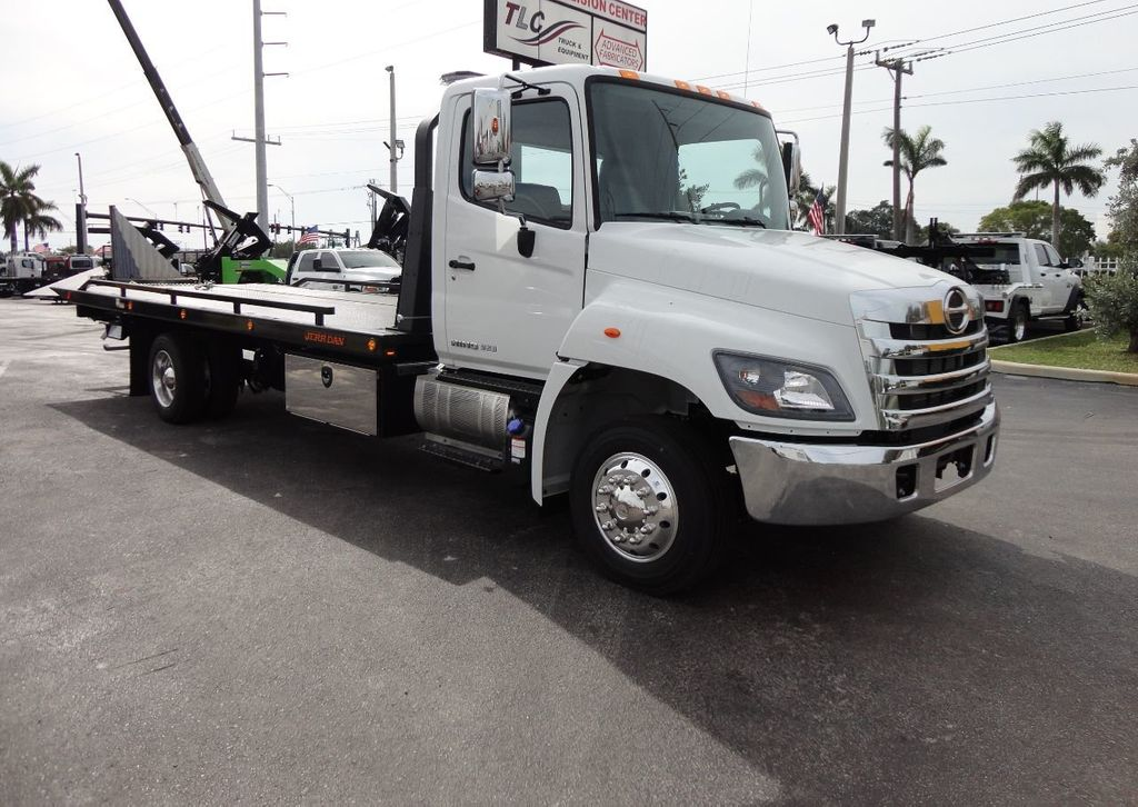 2018 HINO 258ALP 22FT XLP (LCG) JERRDAN ROLL-BACK..AIR BRAKE..AIR RIDE.. - 17250146 - 29