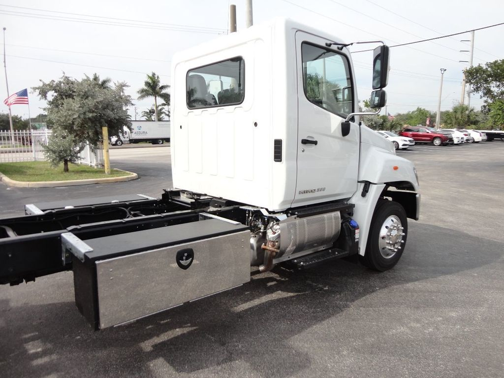 2018 HINO 258ALP 22FT XLP (LCG) JERRDAN ROLL-BACK..AIR BRAKE..AIR RIDE.. - 17250146 - 5