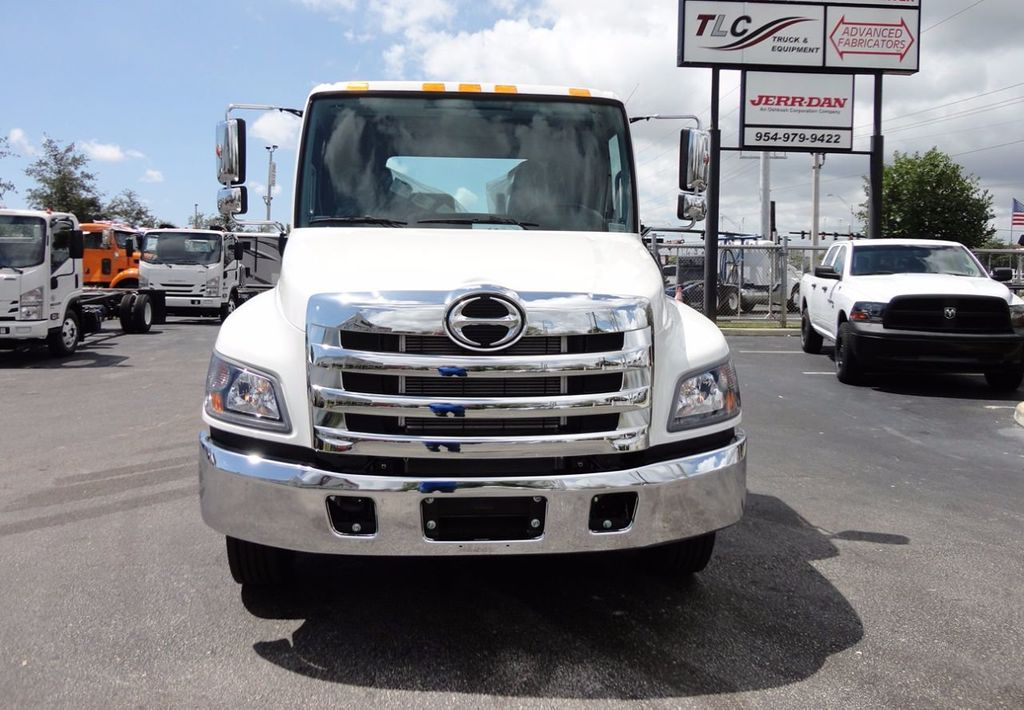 2018 HINO 258LP 21FT X 96 WIDE JERRDAN ROLLBACK..HYD BRAKE.SPRING RIDE - 16370364 - 3
