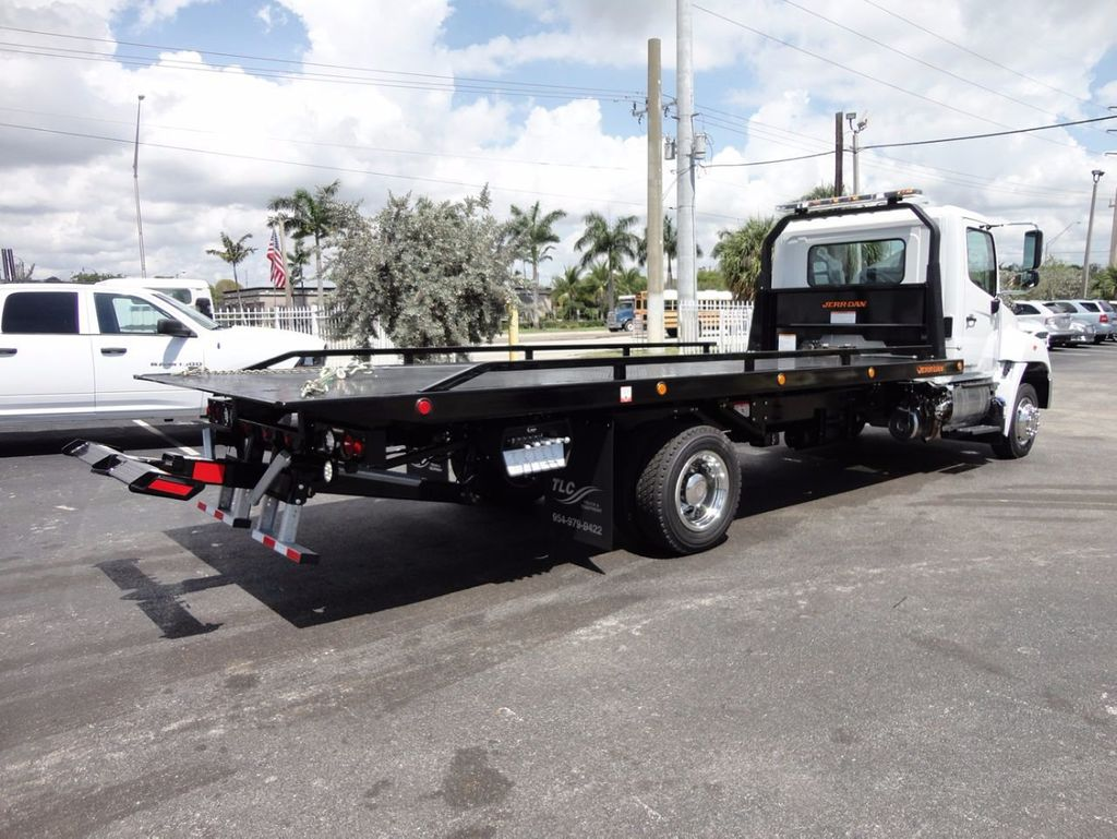2018 HINO 258LP 21FT X 96 WIDE JERRDAN ROLLBACK..HYD BRAKE.SPRING RIDE - 16370364 - 7